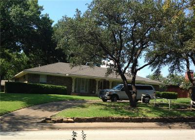 Desoto Single Family Home For Sale: 1249 Springbrook Drive