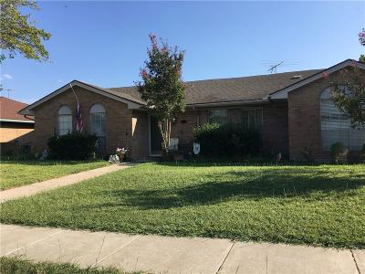 Rowlett Single Family Home For Sale: 7102 Timberline Drive