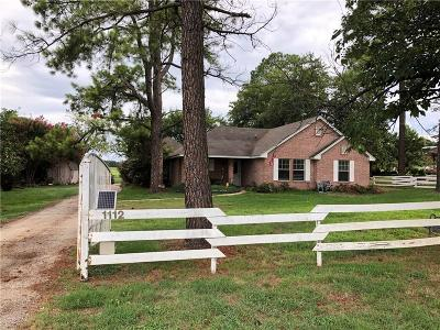 Kennedale Single Family Home Active Option Contract: 1112 Kennedale Sublett Road