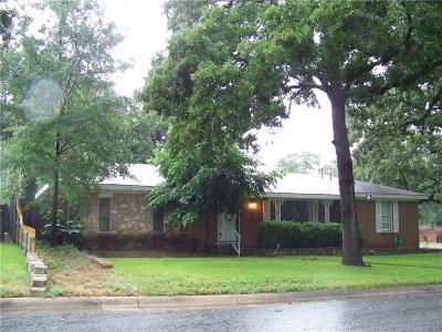 Hurst Single Family Home Active Option Contract: 208 W Cheryl Avenue