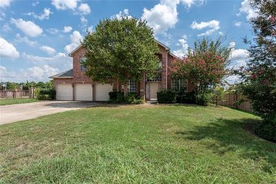 Rockwall Single Family Home For Sale: 102 Mulberry Lane