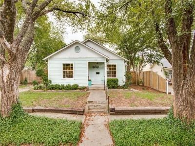 Single Family Home Active Option Contract: 504 N Bradley Street