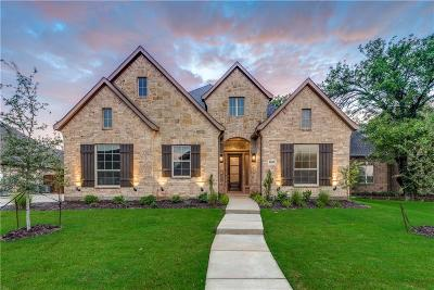 Flower Mound Single Family Home For Sale: 5855 Naples Drive