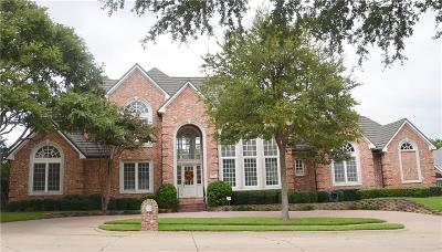 Irving Single Family Home Active Option Contract: 1603 Nelson Drive