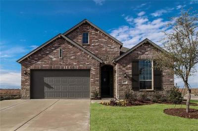 Forney TX Single Family Home For Sale: $276,265