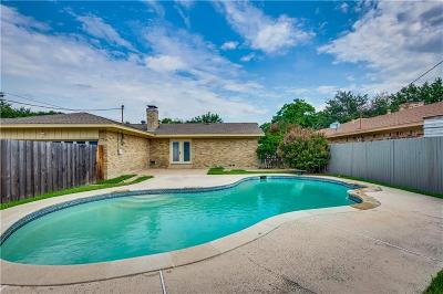 Dallas Single Family Home For Sale: 2316 Babalos Lane