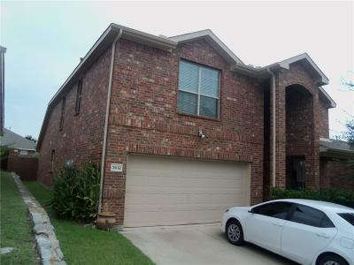 Mesquite Single Family Home For Sale: 3612 Swallow Drive