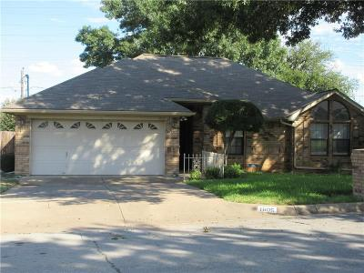 Fort Worth Single Family Home For Sale: 1805 Canterbury Circle