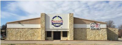 Weatherford Commercial For Sale: 1308 Santa Fe Drive