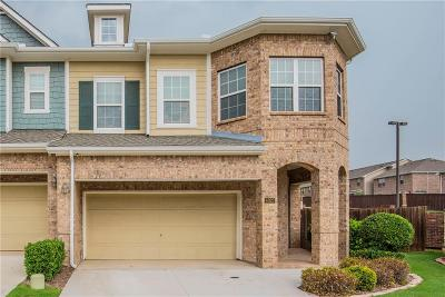 Irving Townhouse For Sale: 4023 Milan Drive