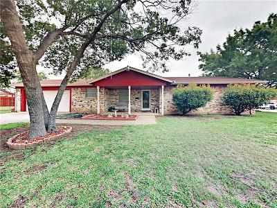 Crowley Single Family Home Active Option Contract: 129 Chapman Street