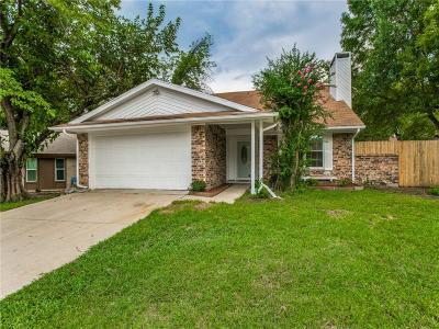 Lewisville Single Family Home For Sale: 804 Salem Trail