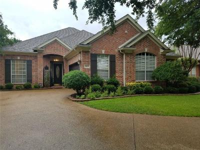 Rowlett Single Family Home For Sale: 2614 Brittany Drive