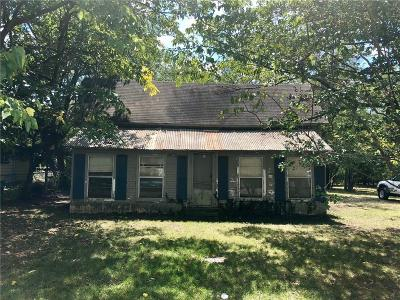 Whitewright Single Family Home For Sale: 317 E Maple Street