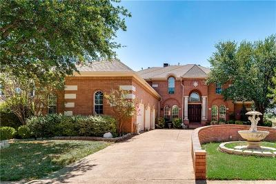 Irving Single Family Home Active Option Contract: 2408 Creekside Circle S
