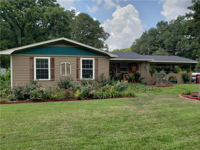 Grand Saline Single Family Home For Sale: 1415 Center Street