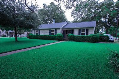 Kaufman Single Family Home For Sale: 305 W Pyle Street