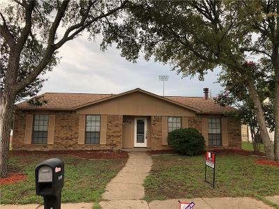 Plano Single Family Home For Sale: 6408 Tyler Court