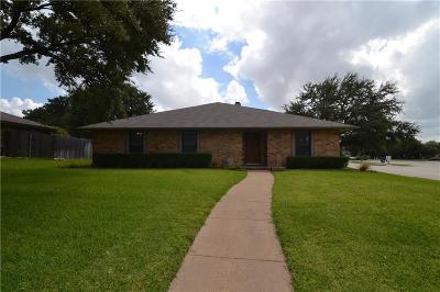 Frisco Single Family Home For Sale: 7777 Meadowbrook Avenue