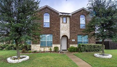 Royse City Single Family Home For Sale: 1308 Live Oak Street