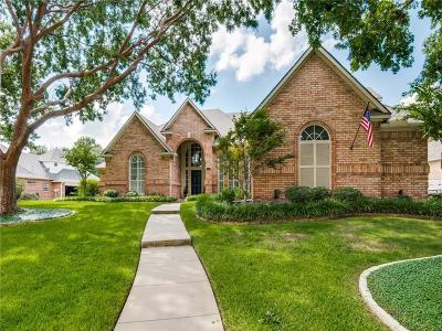 Southlake Single Family Home Active Option Contract: 1404 Pecos Drive