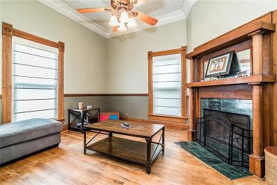 Blue Ridge Single Family Home For Sale: 202 Bratcher Street