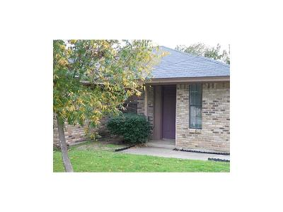 North Richland Hills Multi Family Home Active Option Contract: 7421 Windhaven Road