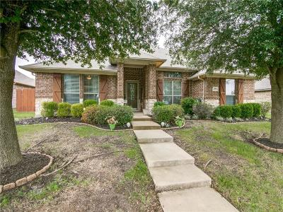 Royse City Single Family Home For Sale: 300 Midnight Drive