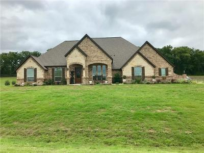 Azle Single Family Home For Sale: 156 Champions Way
