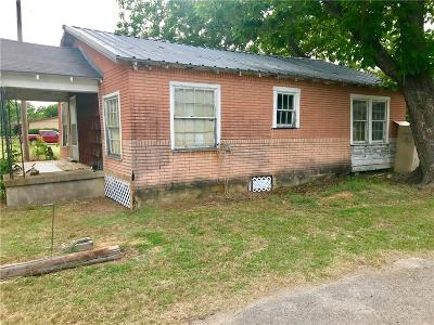 Mansfield Single Family Home For Sale: 1770 Newt Patterson Road