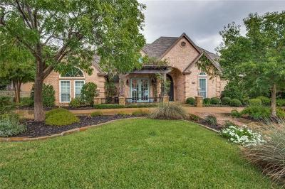 Colleyville Single Family Home For Sale: 4702 Shadywood Lane