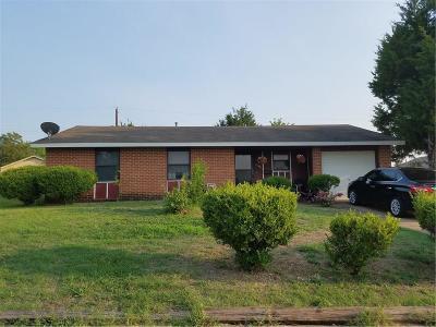 Dallas Single Family Home For Sale: 4146 Wilshire Boulevard