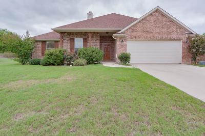 Jacksboro Single Family Home For Sale: 102 Cactus Canyon Drive