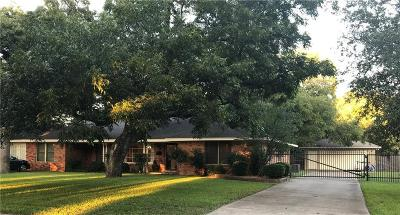 River Oaks Single Family Home For Sale: 708 Club Oak Drive