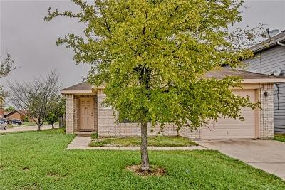 Dallas Single Family Home Active Option Contract: 7099 Wax Berry Drive