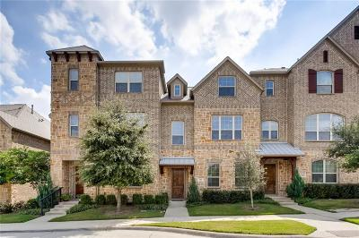 Irving Townhouse Active Option Contract: 586 Reale Drive