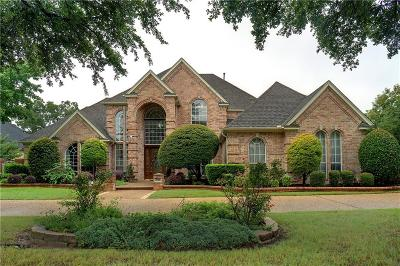 Southlake Single Family Home Active Option Contract: 703 Potomac Place