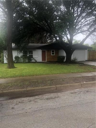 Fort Worth Single Family Home For Sale: 1808 Beacon Way