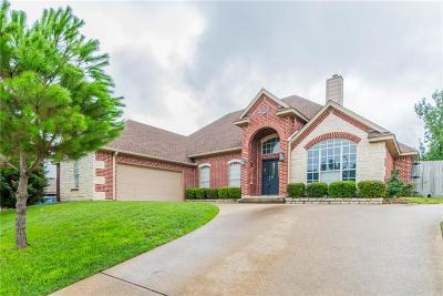 Weatherford Single Family Home For Sale: 2026 Country Brook Drive