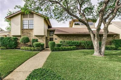 Richardson Single Family Home For Sale: 1132 Mill Springs