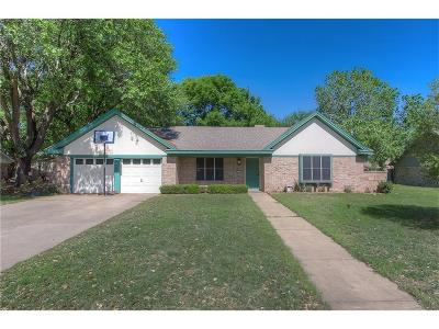 Cleburne Single Family Home For Sale: 1114 Willowcreek Road