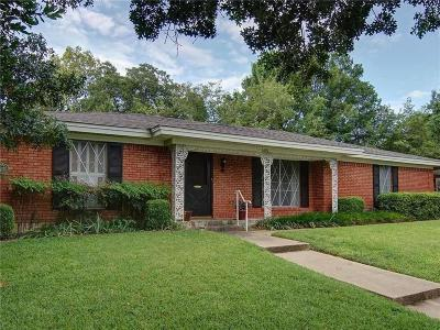 Weatherford Single Family Home Active Option Contract: 608 Southland Drive