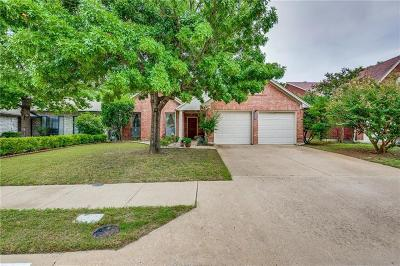 Dallas Single Family Home Active Option Contract: 6728 Cedar Forest Trail