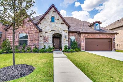 Prosper Single Family Home For Sale: 1441 Brookhill Lane