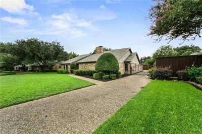 Farmers Branch Single Family Home Active Option Contract: 3404 Brookhaven Club Drive