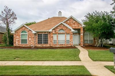 Single Family Home Active Option Contract: 1629 Waterford Drive