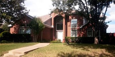 Mesquite Single Family Home For Sale: 2208 Cross Timber Drive