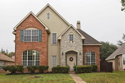 Plano Single Family Home For Sale: 8520 Wareham Drive