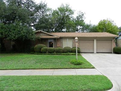 Crowley Single Family Home Active Option Contract: 613 Wallace Drive