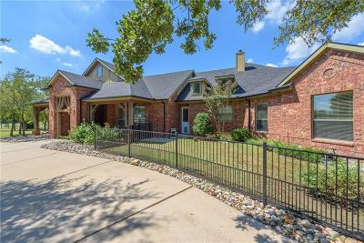 Oak Point Single Family Home For Sale: 639 Martingale Trail